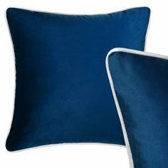 Canora Grey Kissenhülle Faversham & Bewertungen | Wayfair.de Bolster Cushions, Velvet Cushions, Scatter Cushions, Pillows, Cushion Pads, Cushion Covers, Pencil Pleat, Decorative Pillow Cases, Hazelwood Home