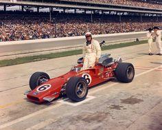 A.J. FOYT 1969