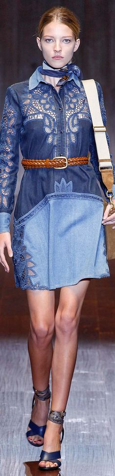 Gucci Collection Spring 2015