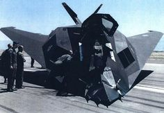 """F117 Stealth Fighter accident - I love how command has that, """" I think we broke it"""" look.."""
