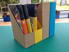 DIY Journal Organizer Box