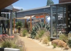 Love the landscaping with it--uber cool