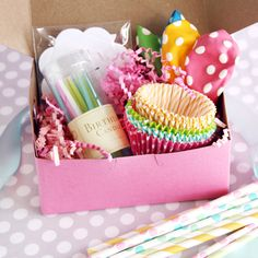 Sweet Lulu...for cute party supplies