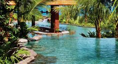 Springs Resort & Spa, Costa Rica I WOULD NEVER LEAVE!!!!!!!!