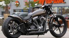Thunderbike Presents the Splendid 'Triple 8′ Harley-Davidson Breakout