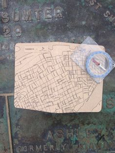 The Charleston Street Book — Flooded Streets
