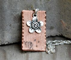 engraved pendant dog tag pendant 'virgo' zodiac by CopperFinger Copper Jewelry, Unique Jewelry, Virgo Zodiac, Dog Tags, Washer Necklace, Personalized Items, Pendant, Trending Outfits, Handmade Gifts