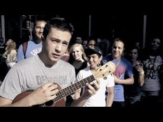 twenty one pilots: Can't Help Falling In Love (Cover) - YouTube