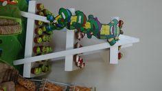 #Candy Bar Turtles Ninja#agga ideas