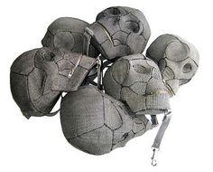 Creepy Cranium Cases : aitor throup shiva skull bags
