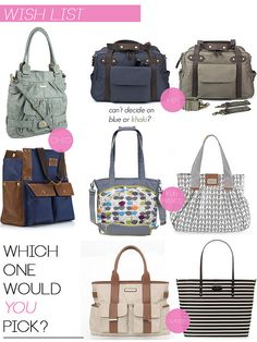 awesome diaper bags