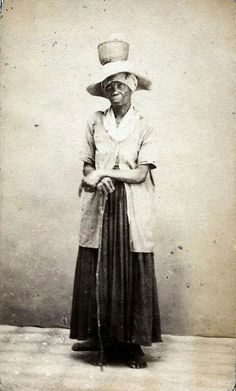 Jamaican woman 1900