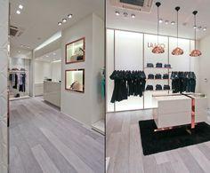 Liu Jo store by Christopher G. Ward, Catania - Italy