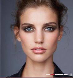 The French Smoky Eye