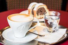 Coffee and House-made Cake