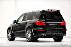 The enhancements by Brabus are expected to increase the base price tag of the Mercedes-Benz GL63 AMG by twofold. Description from benzinsider.com. I searched for this on bing.com/images
