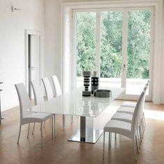 glastische esszimmer eingebung bild der decafefedfafb kitchen tables dining tables