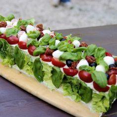 Italialainen Voileipäkakku (ilman majo) - Kotikokki.net - reseptit