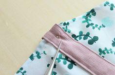 子ども(キッズ)用エプロンの作り方 How To Make, Japanese Clothing