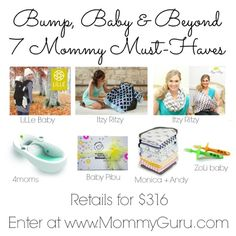 Enter the Mommy Must-Have Giveaway Ends Oct 21 2014