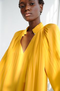 Herieth Paul by Danielle St. Laurent for Soitgoes magazine | dress by Tibi