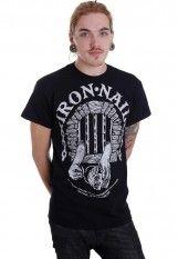 Ironnail - Sabatier - T-Shirt