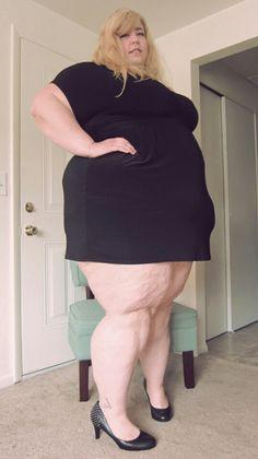woman Tall fat