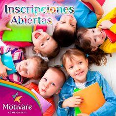 Para preescolar, primaria y secundaria, inscripciones abiertas.   ¡Solicita informes por inbox!