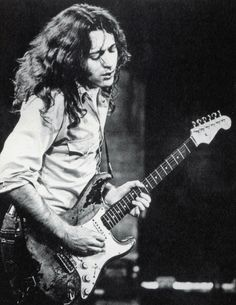 Bluesman Rory c.1977
