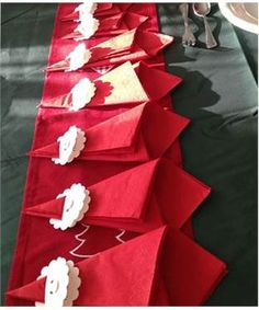 Christmas Napkin (Set of 6) | I found an amazing deal at fashionandyou.com and I bet you'll love it too. Check it out!