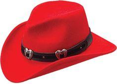 da84a56d918fd Women s Master Hatters of Texas Julia - Red Cowboy Hats Red Cowboy Hat