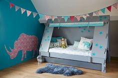 hello, Wonderful - DREAMY AND MAGICAL CHILDREN'S BEDS FROM CUCKOOLAND