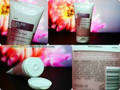 Review: L'oreal Sublime Soft Calming Gel-cream Wash