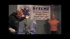 Stab Vest and Cut Resistant Shirt Test by DT4EMS - http://dt4ems.com/?p=4131