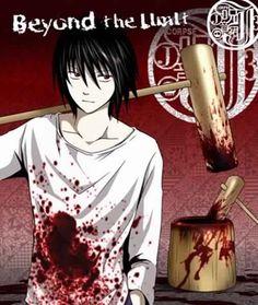 Beyond Birthday        _Death Note