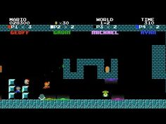 Mario with Portals