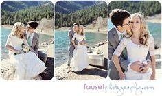 Beautiful Lace Modest Wedding Dress!!!