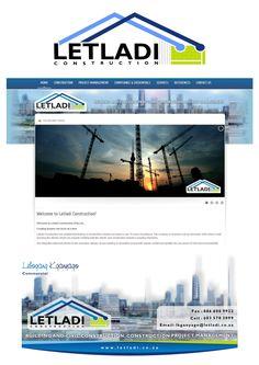 Logo, Website & Email Signature - Local Client