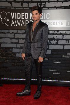 Adam Lambert - 2013 MTV Video Music Awards - Arrivals