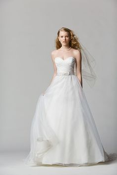 Beautiful New Wedding Dresses - Designer Wedding Dresses   Wedding Planning, Ideas & Etiquette   Bridal Guide Magazine