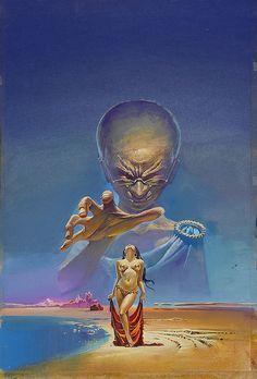 Bruce Pennington - Master Mind of Mars, 1972