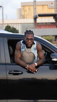 Burns Boy, Mens Dreads, Dreadlock Hairstyles For Men, Black Men, Music Videos, Hipster, Locs, Hair Styles, Blackberry