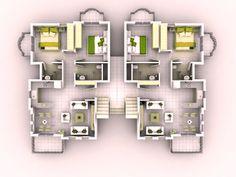 3D Home Plans Design