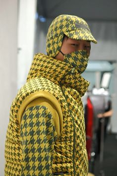 Vivienne Westwood    Backstage at AW13/14 MAN Show    Ph. Daniele Fragale
