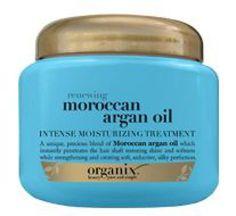 The Best Deep Conditioners Ever: Organix Renewing Moraccan Argan Oil Intense Moisturizing Treatment