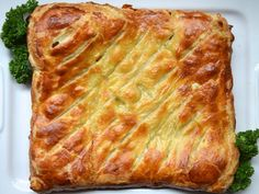 Easy Veggie Filo Pie Jono Jules Do Food Wine. Chicken And Leek Pie Recipe Serious Eats - The Golden Ways Uk Recipes, Cooking Recipes, British Recipes, Scottish Recipes, Pastry Recipes, Dinner Recipes, Mary Berry, Quiches, Pastries