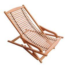 Καρέκλα πολλαπλών θέσεων RELAXAR nature από ευκάλυπτος Π62xB103,5xY64cm Outdoor Chairs, Outdoor Furniture, Outdoor Decor, House, Home Decor, Relaxer, Decoration Home, Home, Room Decor