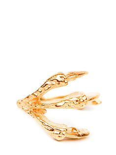 Claw Midi Ring - can't see this being comfortable, but love the look!