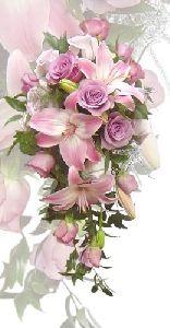 Bridal Shower Bouquet - style n colours