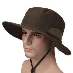 Wide Brim Fishing Hat. Cheap fashion sun hats ... 629f73a6797c